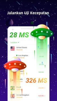 UFO VPN Basic syot layar 3