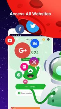 UFO VPN Basic screenshot 1