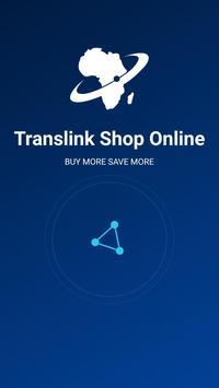 Translink Online Shop poster