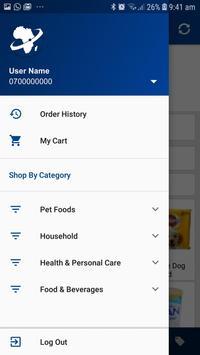 Translink Online Shop screenshot 1