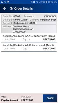 Translink Online Shop screenshot 7