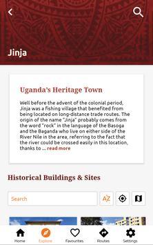 Uganda's Built Heritage screenshot 1