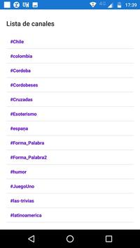 Chat Uruguay screenshot 3