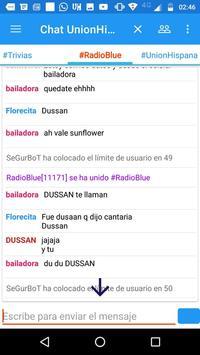 Chat Uruguay screenshot 2