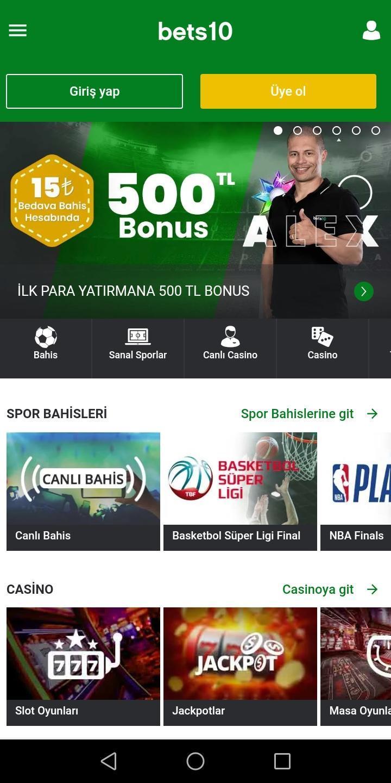 Bets10 Apk Download