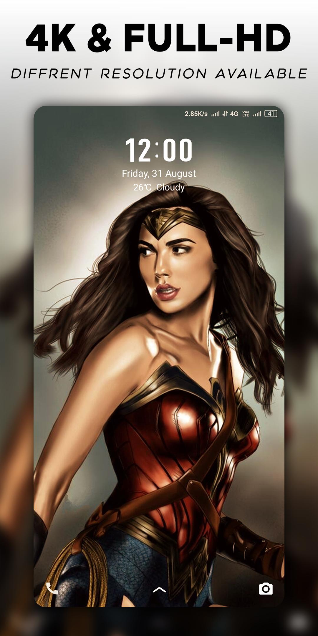 4k Superheroes Wallpapers Live Wallpaper Changer Apk 1 5 1