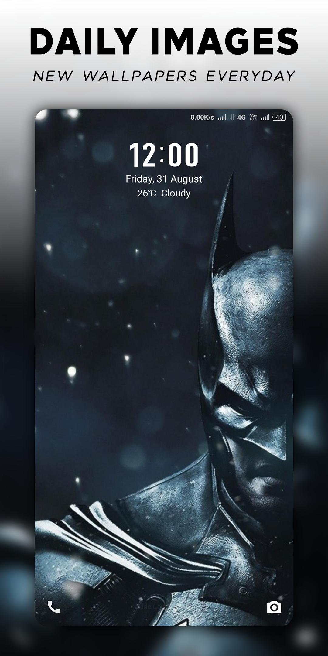 4k Superheroes Wallpapers Live Wallpaper Changer For Android Apk Download