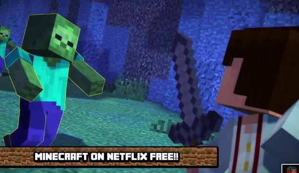 How to Play Minecraft Story Mode on Netflix for Android - APK Download