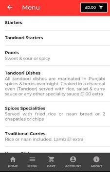 Spices Charcoal Grill screenshot 1