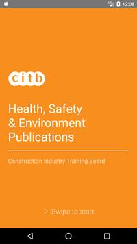 CITB Health Safety and Environment Publications تصوير الشاشة 4