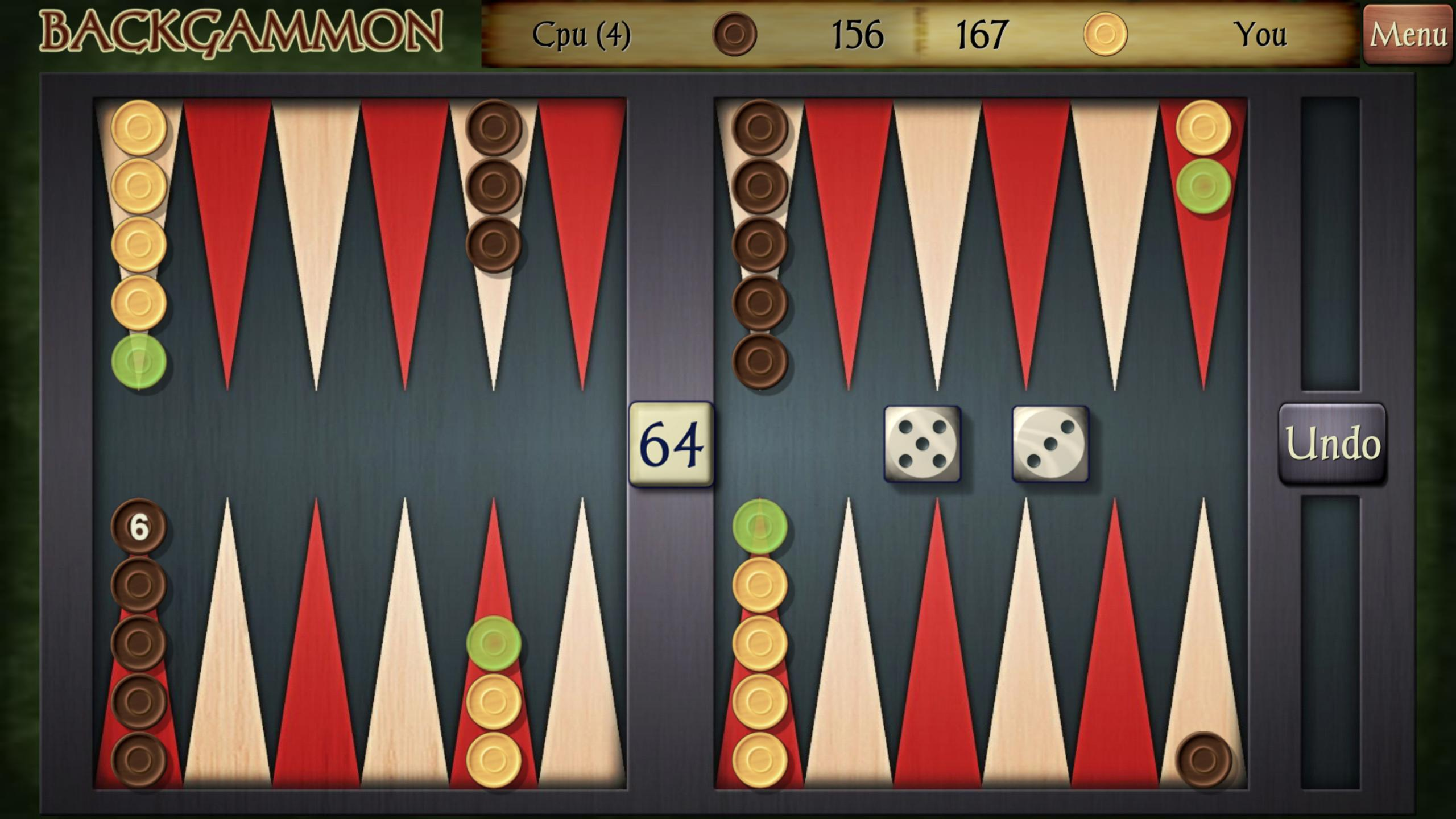 Backgammon Online Android