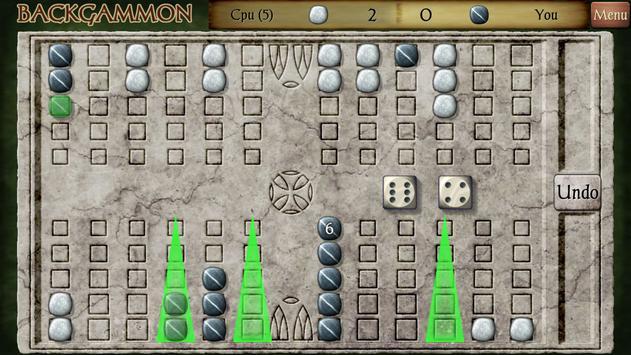 Backgammon Free screenshot 6