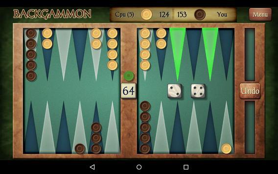 Backgammon Free screenshot 16