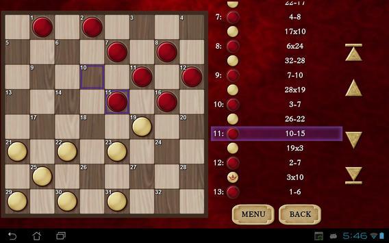 Checkers Free screenshot 11