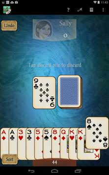 Gin Rummy Free screenshot 14