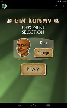 Gin Rummy Free screenshot 18