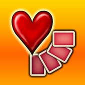 Hearts Free biểu tượng