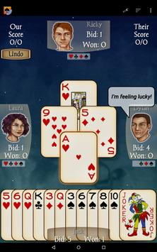 Spades Free screenshot 8
