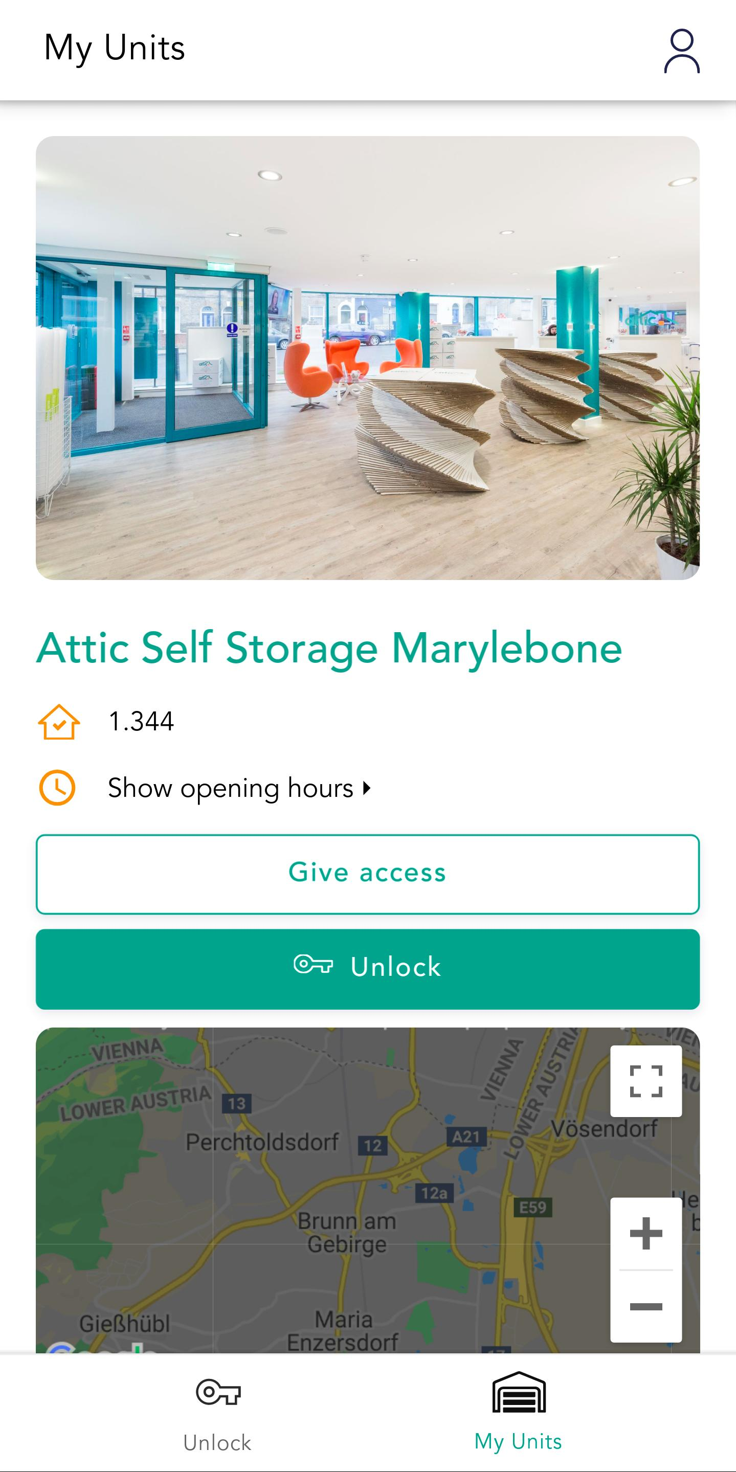 Attic Self Storage for Android   APK Download