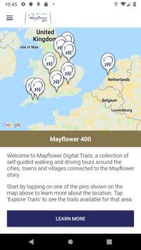 Mayflower Self-Guided Tours poster