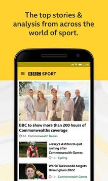 BBC Sport poster