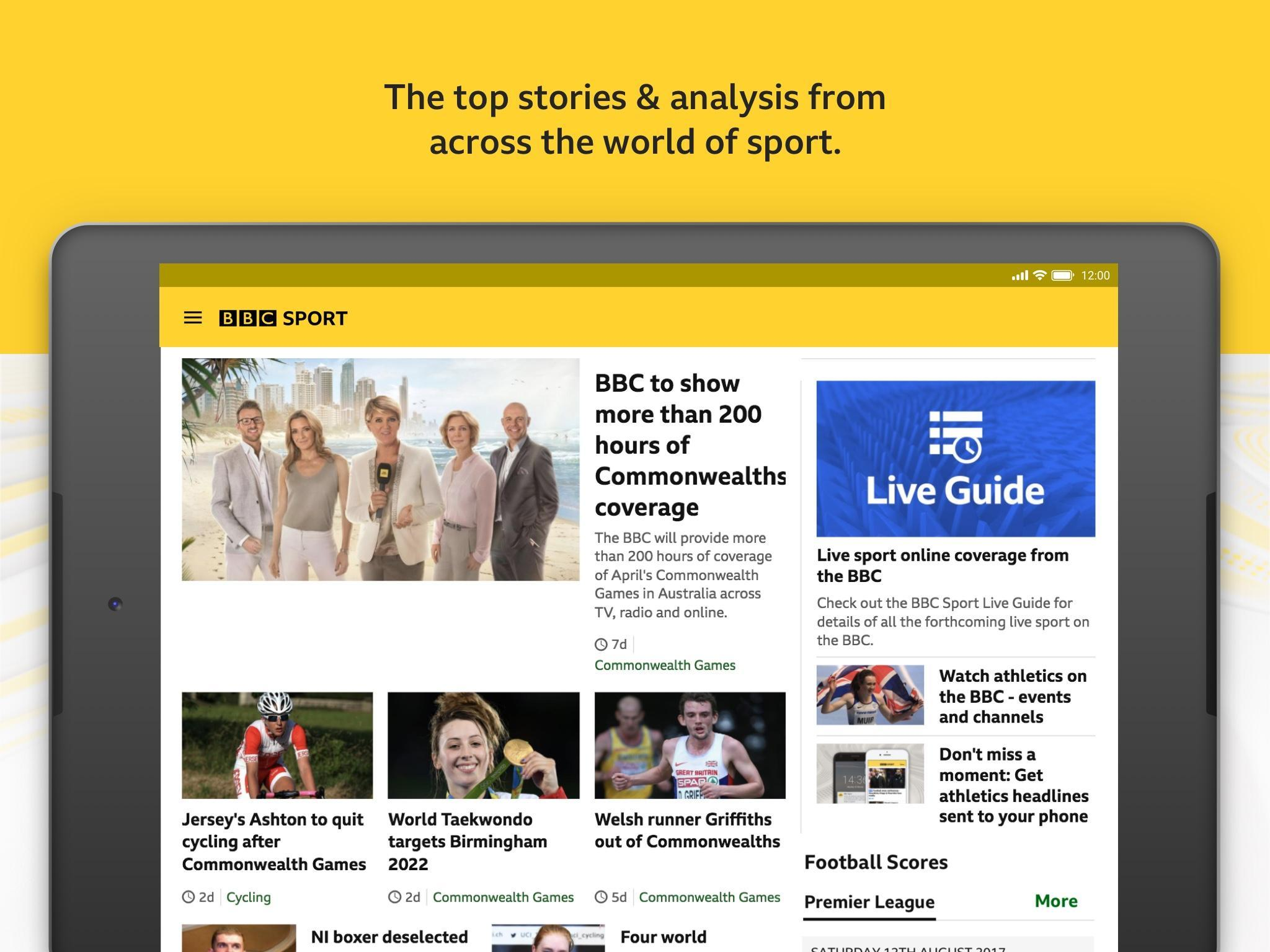 Bbc Sport For Android Apk Download