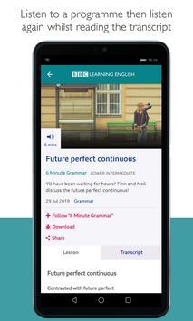 BBC Learning English screenshot 1