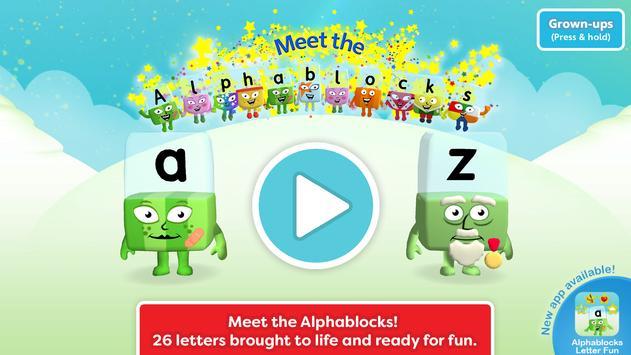 Meet the Alphablocks! 海報