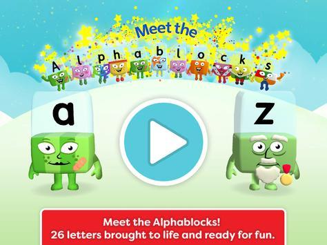 Meet the Alphablocks! 截圖 10