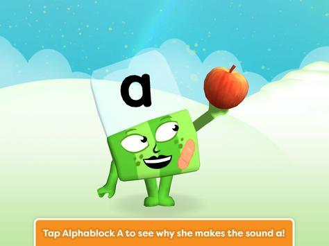 Meet the Alphablocks! 截圖 11