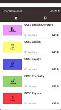 GCSE.CO.UK screenshot 1
