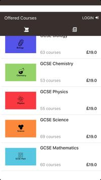 GCSE.CO.UK screenshot 2