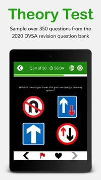 Driving Theory Test 4 in 1 2020 Kit Free screenshot 7