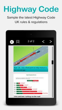 Driving Theory Test 4 in 1 2020 Kit Free screenshot 11