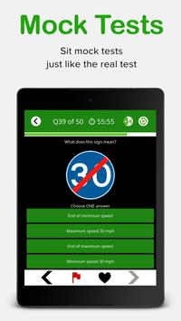 Driving Theory Test 4 in 1 2020 Kit Free screenshot 8