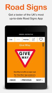 Driving Theory Test 4 in 1 2020 Kit Free screenshot 12