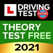 Driving Theory Test Free 2021 for Car Drivers ikona
