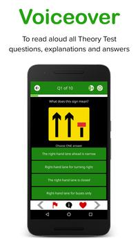 Driving Theory Test Free 2021 for Car Drivers screenshot 2