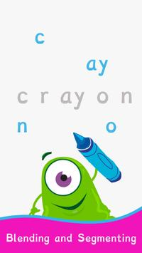 Read with Phonics -  Phonics Games capture d'écran 4