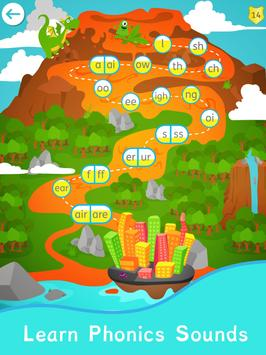 Read with Phonics -  Phonics Games capture d'écran 8