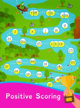 Read with Phonics -  Phonics Games capture d'écran 9
