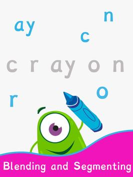 Read with Phonics -  Phonics Games capture d'écran 15