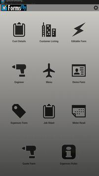 FormsFly Mobile Client poster