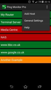 Ping Monitor Pro screenshot 6