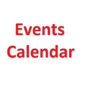 Event Calender icon