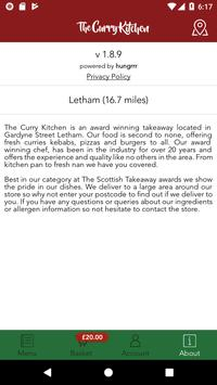 The Curry Kitchen screenshot 1