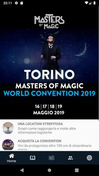 Masters Of Magic 2019 poster
