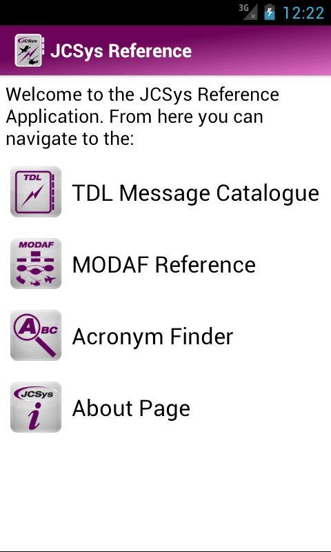 JCSys Reference for Android - APK Download