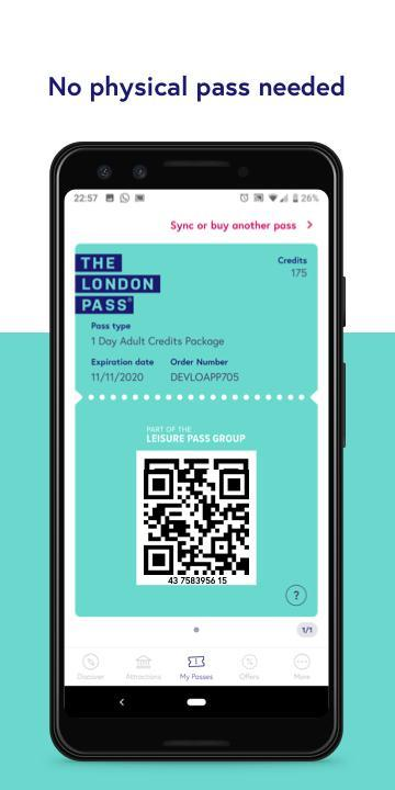 The London Pass for Android - APK Download