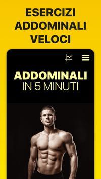 Poster Addominali
